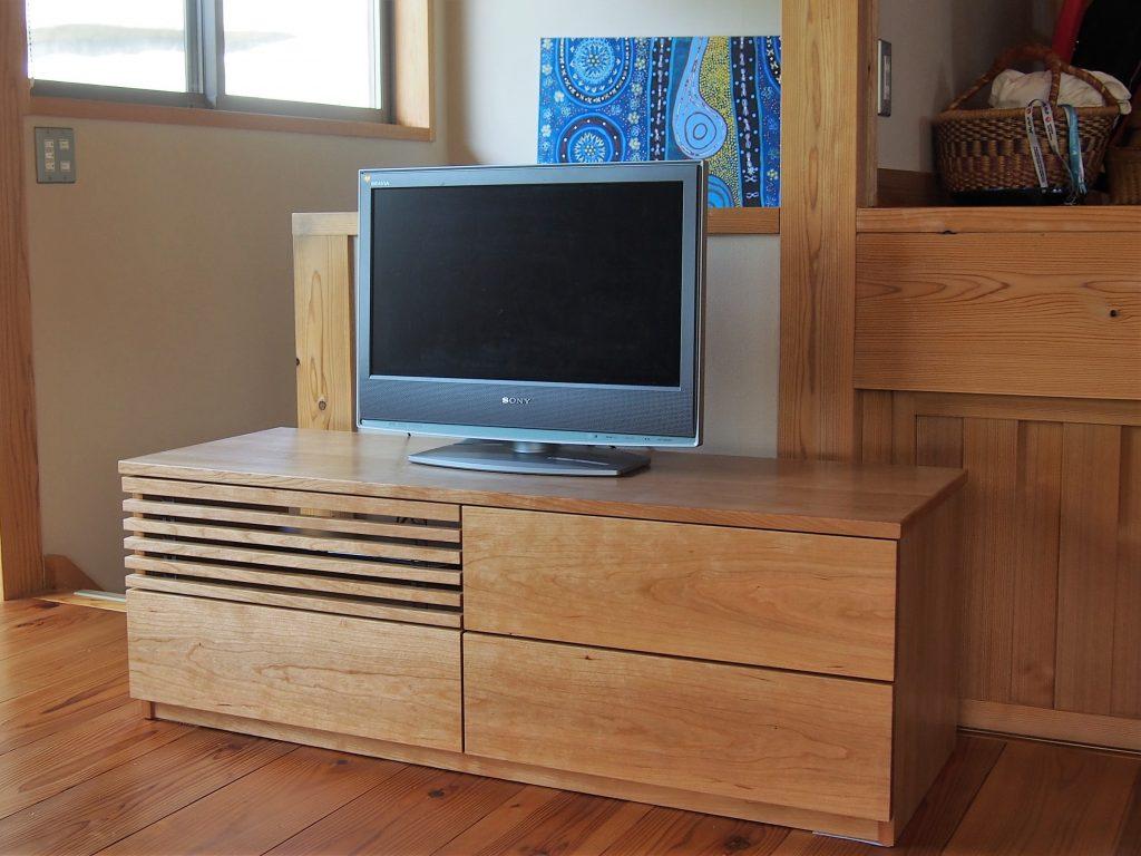 テレビボード5の写真