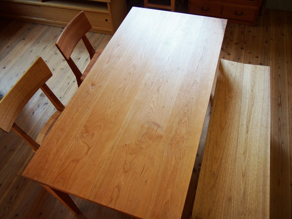 ダイニングテーブル1の写真